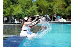 آموزش شنا موزون (سینکرونایز)